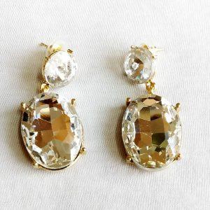 earring stone