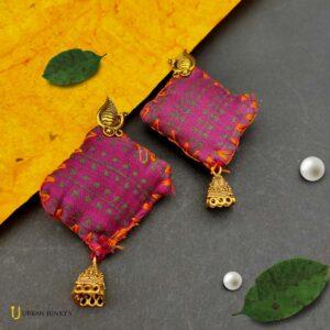 ghunghroo earrings