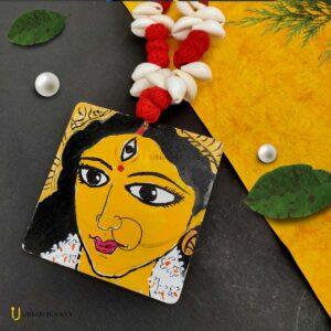 maa-durga-necklace-handpainted