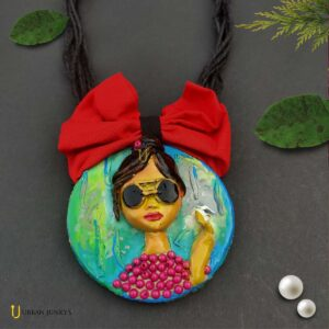urban-woman-clay-jewellery-set