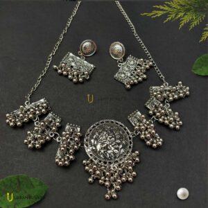 trendy-ghunghroo-beads-jewellery-set