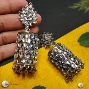 stone-studded-jhumka-earrings