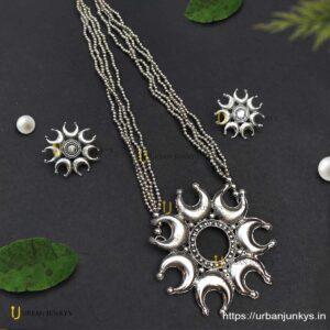 german-silver-long-jewellery-set