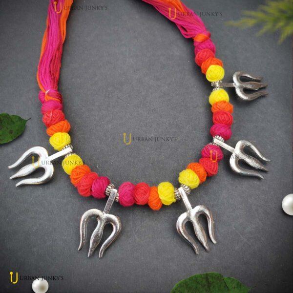 trishool-necklace