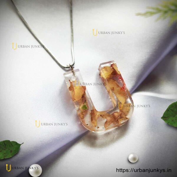 alpha-U-resin-petal-necklace