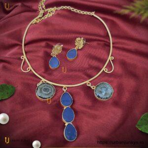 druzzy-brass-jewellery-set