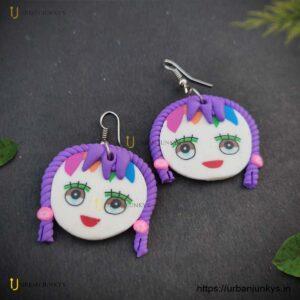 funky-face-earrings