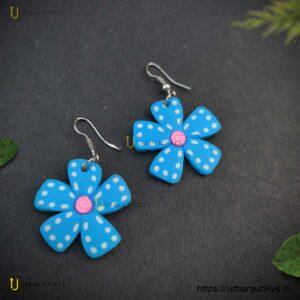 funky-flower-earrings